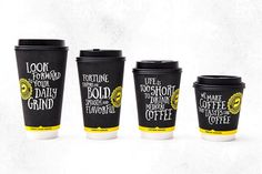 Dash In Coffee on Packaging of the World - Creative Package Design Gallery