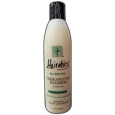 Hairobics All Natural Therapeutic Shampoo *** Check out this great product. (This is an affiliate link) Hair Regrowth Shampoo, Hair Loss, Hair Growth, Vodka Bottle, Hair Care, Hair Beauty, Natural, Shampoos, Link