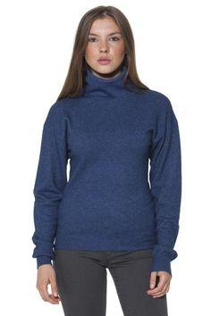 Maglia Donna Fred Perry (BO-31392130 0987) colore Blu