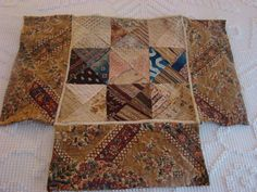 Antique Quilt for doll bed, eBay, andynbob42kf