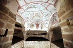 The Catacombs of Priscilla, used for Christian burials from the late 2nd century through the 4th century, have reopened to the public after ...