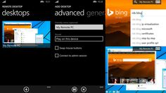 Microsoft serves up Remote Desktop Preview for Windows Phone 8.1 | At last, Windows Phone users will have a way to work on their PCs from afar. Buying advice from the leading technology site