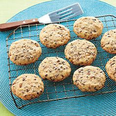 26 Easy cookie recipes | Toffee-Chocolate Chip Cookies Recipe | AllYou.com