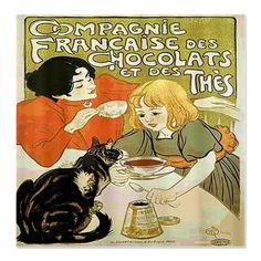 Des Chocolats et des Thés