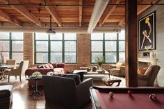 Industrial Influences- ELLEDecor.com