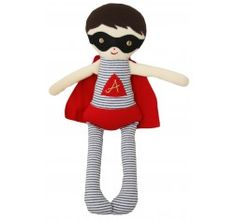 Alimrose super hero rattle
