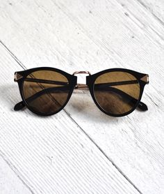 Karen Walker Helter Skelter vintage sunglasses