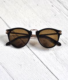 Karen Walker Helter Skelter vintage sunglasses