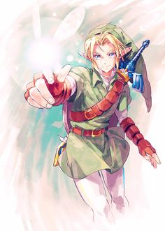 Link. Beautiful. Wish I knew the artist though, so I could credit x