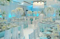 Winter Wonderland Wedding at the Four Seasons