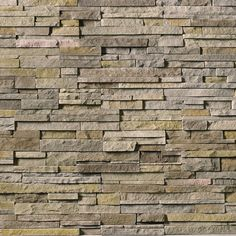 "Brick-It: Veneer stone: PRO-FIT ALPINE LEDGESTONE in ""PHEASANT"""