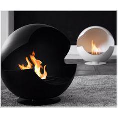 Vauni - Swedish Fireplace