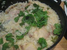 the wholefood mama: food + friendship: Liana's chicken and rice recipe