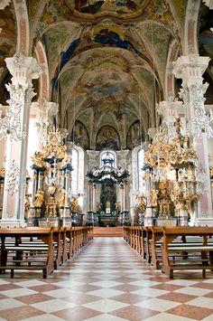 St. Peter Church, Mainz, Germany