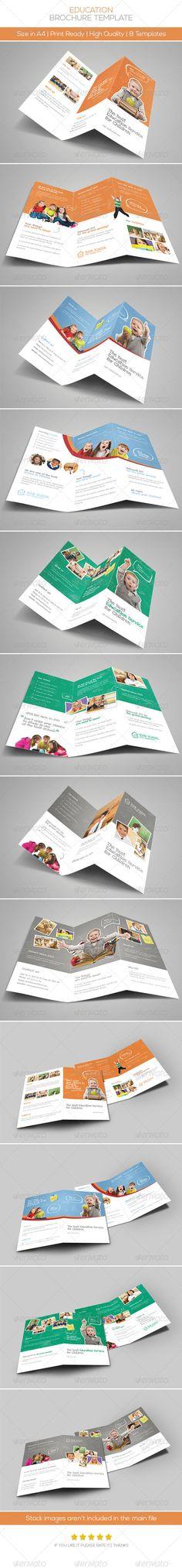 Premium+Education+Brochure+Tri-fold+&+Bi-fold