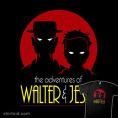 Walt and Jesse: The Animated Series