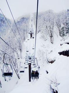 Hakuba Skifield - Nagano Prefecture, Japan.
