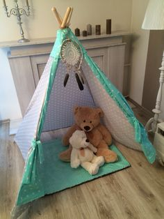 Teepee for child  Diy