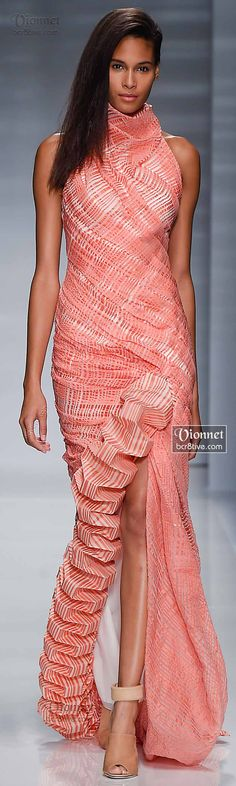 Vionnet Fall Winter 2014-15 Haute Couture    jaglady