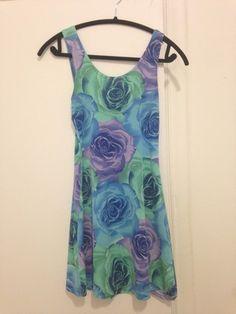 Pastel Rose Dress