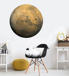 DECO PANEL   MARS Fox Art, Mars, Studio, Chair, Furniture, Home Decor, Decoration Home, March, Room Decor