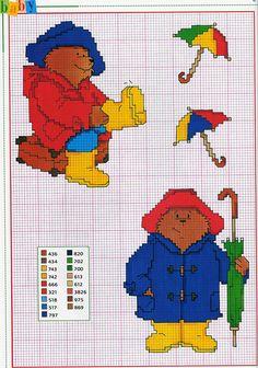 Paddington bear, more choices on website