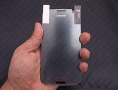 Samsung Galaxy S III - le pellicole per il display rivelano nuovi dettagli