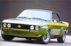 Opel Manta Irmscher