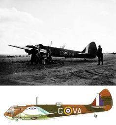 Air Force Aircraft, Ww2 Aircraft, Bristol Blenheim, Bristol Beaufighter, Gun Turret, Ww2 Planes, Aircraft Design, Royal Air Force, Great Britain