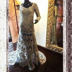Beautiful Bridal couture by Sana Yasir. .. love the work and detailing on it