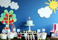 peppa pig party - Pesquisa Google