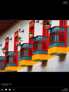 BALCONES EN ALGÚN LUGAR DE ANTIOQUIA Travel Around The World, Around The Worlds, Beautiful Places, Beautiful Pictures, Colombia South America, My Heritage, Beautiful Landscapes, Paint Colors, Summertime