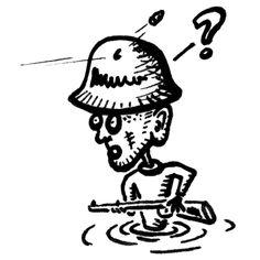 Trippy Demon Doodle Icon 326