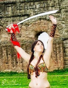 Dance with the sword PH: Danilo Biancalana