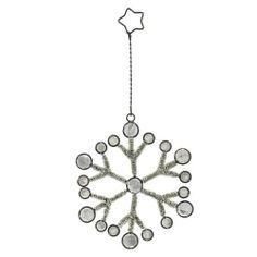 weihnachtsdeko Ornaments antike Schneeflocke mit klaren Kristallen Weihnachten Dekoration 2er Satz von ShalinCraft, http://www.amazon.de/dp/B009KZBCI0/ref=cm_sw_r_pi_dp_67gOsb0PZQAF9