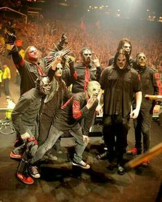 Slipknot: One of the most intense concerts I have ever attended (in Tampa, FL)