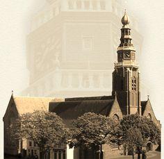 Grote of Sint Jacobskerk te Vlissingen http://www.sintjacobskerk.nl/pelgrimsroute.htm