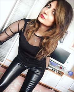 Instagram media by latexleggings - Very very pretty Love posting this follow me guys ! @latexleggings  @my_hot_babez  @hotgirls_collection  @pt.vegas  Huge 1600+ pics collection on pinterest/cherryhotties !  #instagood #beautiful #cute #smile #shoutout #picoftheday #photooftheday #girl #hot #sexy #fame #model #follow #leggings #liquidleggings #wetlookleggings #shinyleggings #latexleggings #vinylleggings #leatherfashion #latexfashion #tight #spandex #pvc #latex #leather #shiny #wet