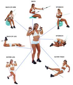 Rip It Up Anywhere With Resistance Band Exercises