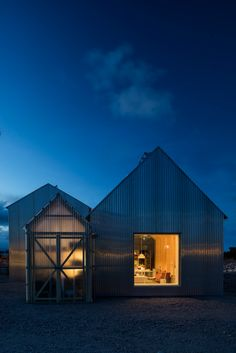 Swedish firm Förstberg Ling has completed its first residential project, a home and studio for architect Björn Förstberg. The dwelling is a compilation of th...