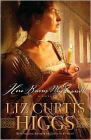 Here Burns My Candle by Liz Curtis Higgs. A retelling of the book of Ruth set in 18th century Scotland. A wonderful read and full of surprises even if you know the biblical story. Highly recommended!