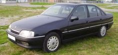Meu preferido.. Opel Omega