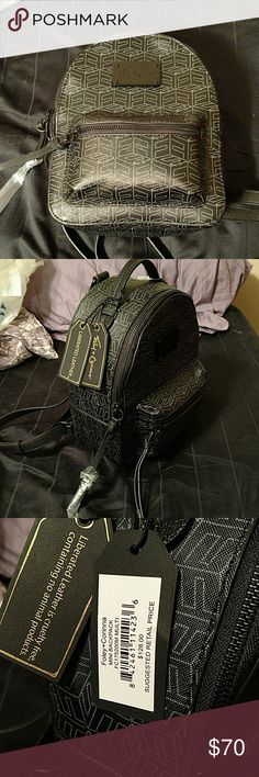 Foley + Corinna mini black backpack Absolutely brand new! Tags still on it. Beautiful. Foley + Corinna Bags Backpacks