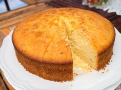 Eggless Sponge Cake Recipe- Learn how to make Eggless Sponge Cake step by step on Times Food. Find all ingredients and method to cook Eggless Sponge Cake along with preparation & cooking time. Eggless Vanilla Cake Recipe, Eggless Sponge Cake, Sponge Cake Recipes, Easy Cake Recipes, Food Cakes, Food Substitutions, Yogurt Cake, Yogurt Recipes, Healthy Cake