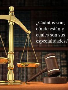En el Perú hay más de 130,000 abogados colegiados. Por cada 234 habitantes hay un profesional del derecho. Más del 50 % están en Lima y Callao.