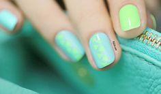 5 DIY Nail tutorials for Summer! - PHOTO SOURCE • PSHIIIT