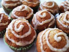 Vegane Apfel-Muffins, dieses Rezept ist vegan, eifrei und laktosefrei. Die Muffins gelingen leicht und sind für Vegetarierer und Veganer geeignet.