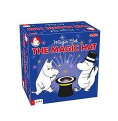 Moomin - The Magic Hat Magic Set (40996) - Tactic Tactic http://www.amazon.co.uk/dp/B00Q2E6SVI/ref=cm_sw_r_pi_dp_01bexb1BBGMNB