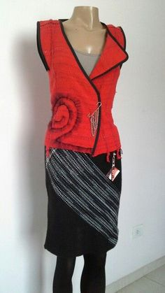 Imagen relacionada Sweaters, Fashion, Vestidos, Wool Skirts, Loom, Sweater Vests, So Done, Moda, Sweater