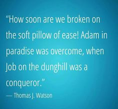 christian quotes | Thomas Watson quotes | suffering | Job